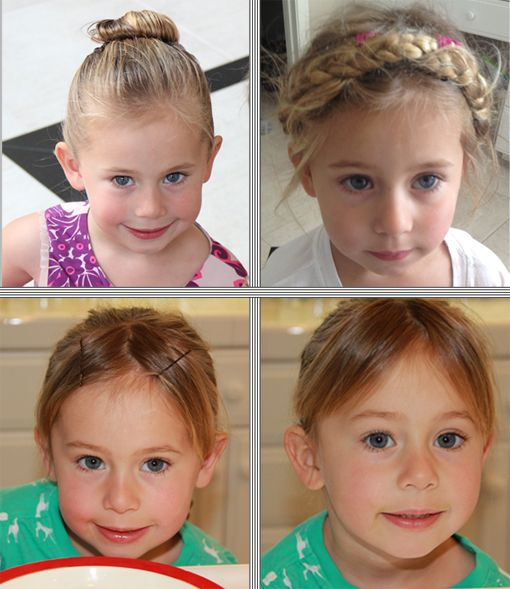 How To Grow Out Your Little Girl S Bangs Little Girl Bangs Growing Out Bangs Toddler Hairstyles Girl