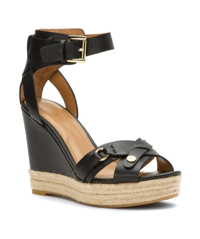 7eedff11fd TOMMY HILFIGER WOMEN'S VELVET SANDALS'. #tommyhilfiger #shoes #sandals