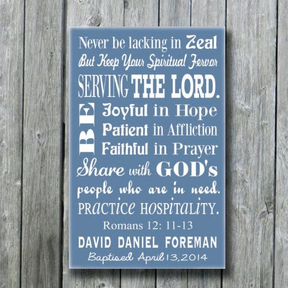 Personalized baptism christening bible verse by doudouswooddesign personalized baptism christening bible verse signbaptism giftgreat confirmation giftnursery wall decornew mom giftcustom wood sign negle Images