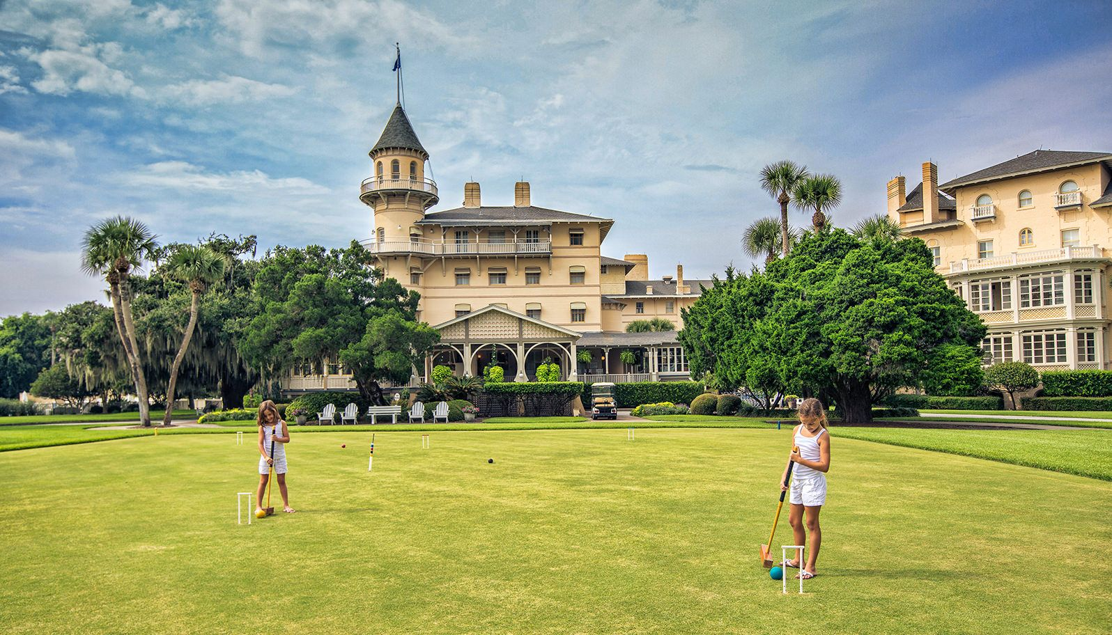Find your resort escape on jekyll island discover