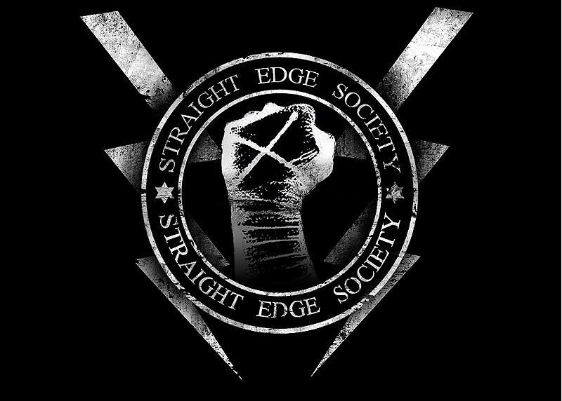 Straight Edge Society Cm Punk Cm Punk Straight Edges Punk