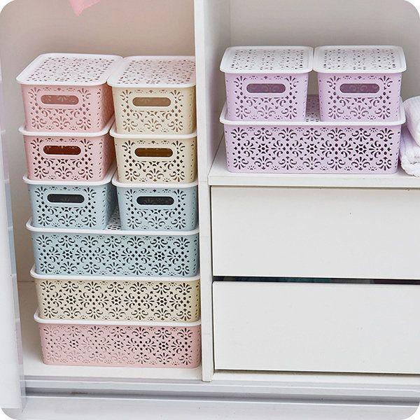 Plastic Underwear Cosmetic Storage Box Kitchen Storage Container & Plastic Underwear Cosmetic Storage Box Kitchen Storage Container ...