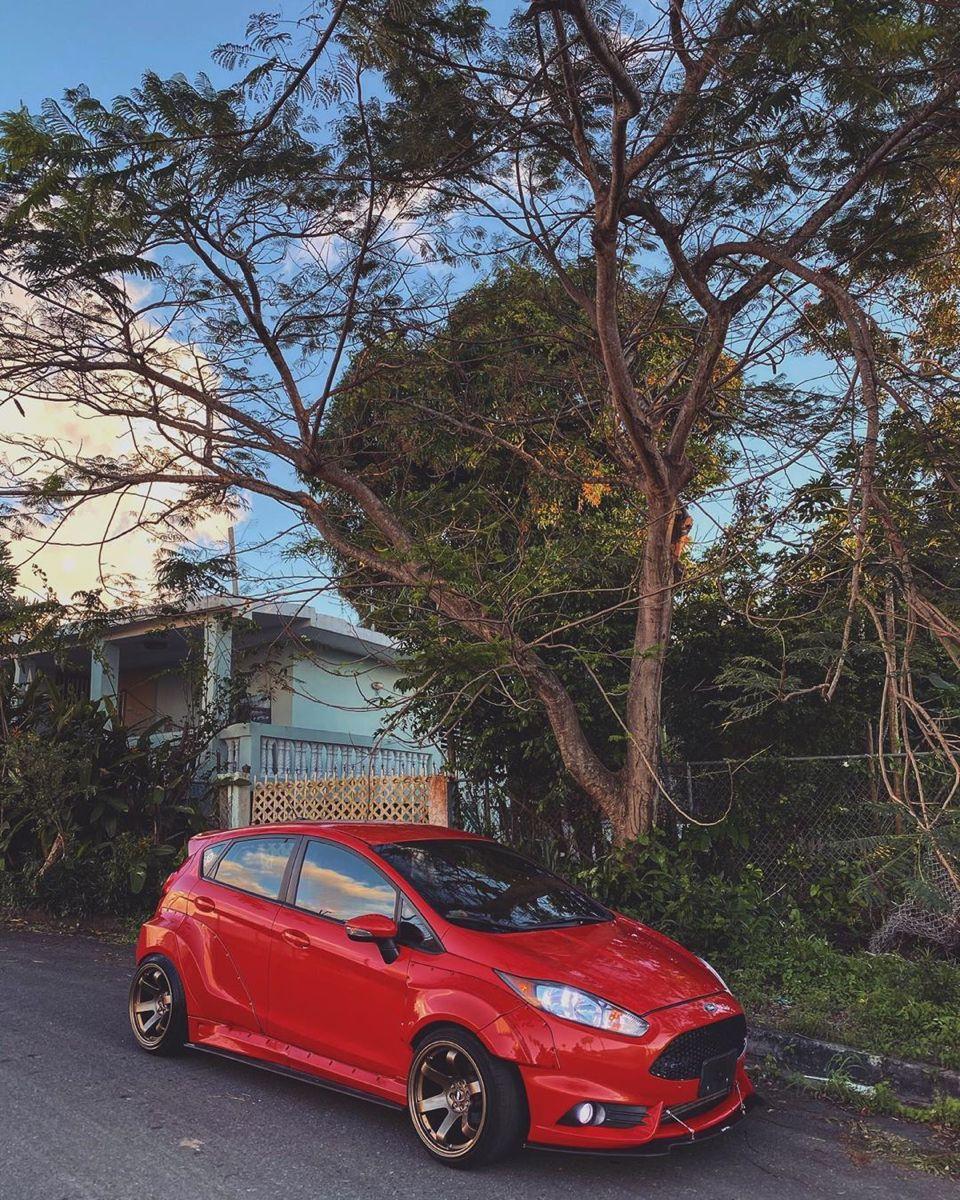 Ford Fiesta Mk7 5dr Wide Body Kit In 2020 Wide Body Wide Body Kits Body Kit
