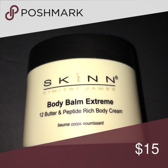 Skinn Cosmetics Body Balm Extreme Cosmetics Bodies And