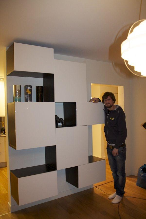 Martin stolt över IKEA Bestå