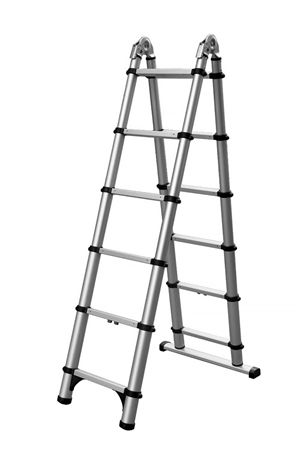 Telesteps 612tc Extension Combination Ladder Combination Ladders Telesteps Ladder