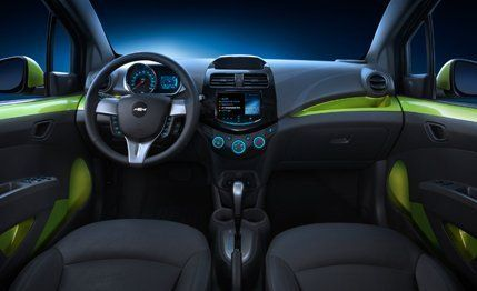High Quality Chevy Spark Interior