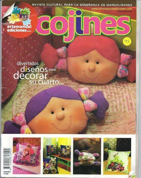 Revista de Cojines gratis | Revista   Cojines | Pinterest