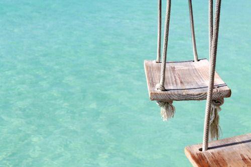 swing or dive in via Kate Spade