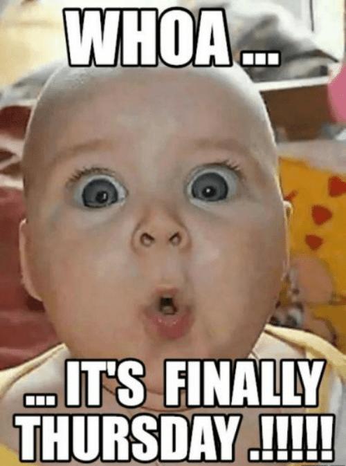 Thursday Meme : thursday, Funny, Thursday, Memes, Ideas, Funny,, Memes,, Humor