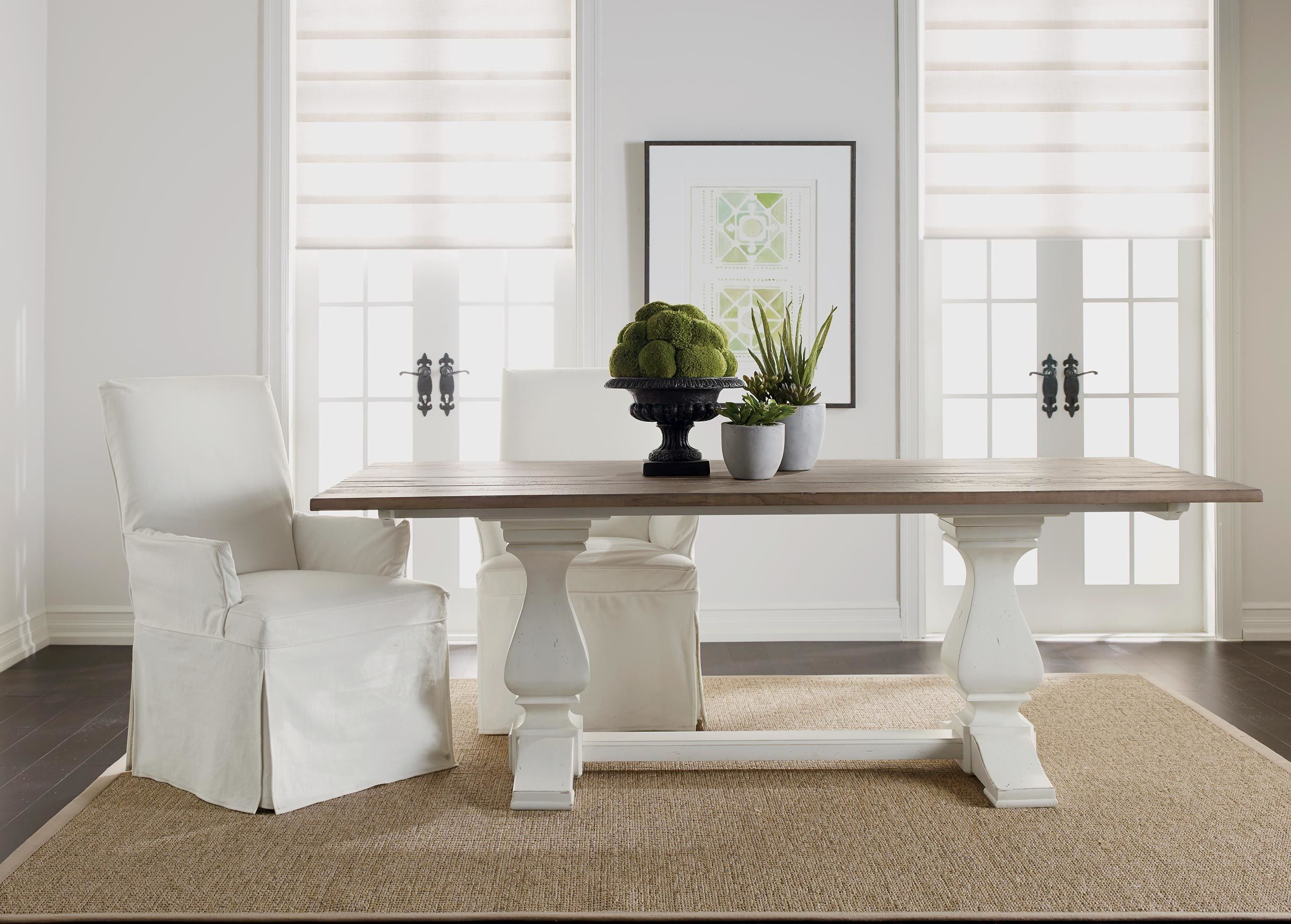 Buy Ethan Allenu0027s Cameron Extension Rustic Dining Table Or Browse Other  Products In Dining Tables.
