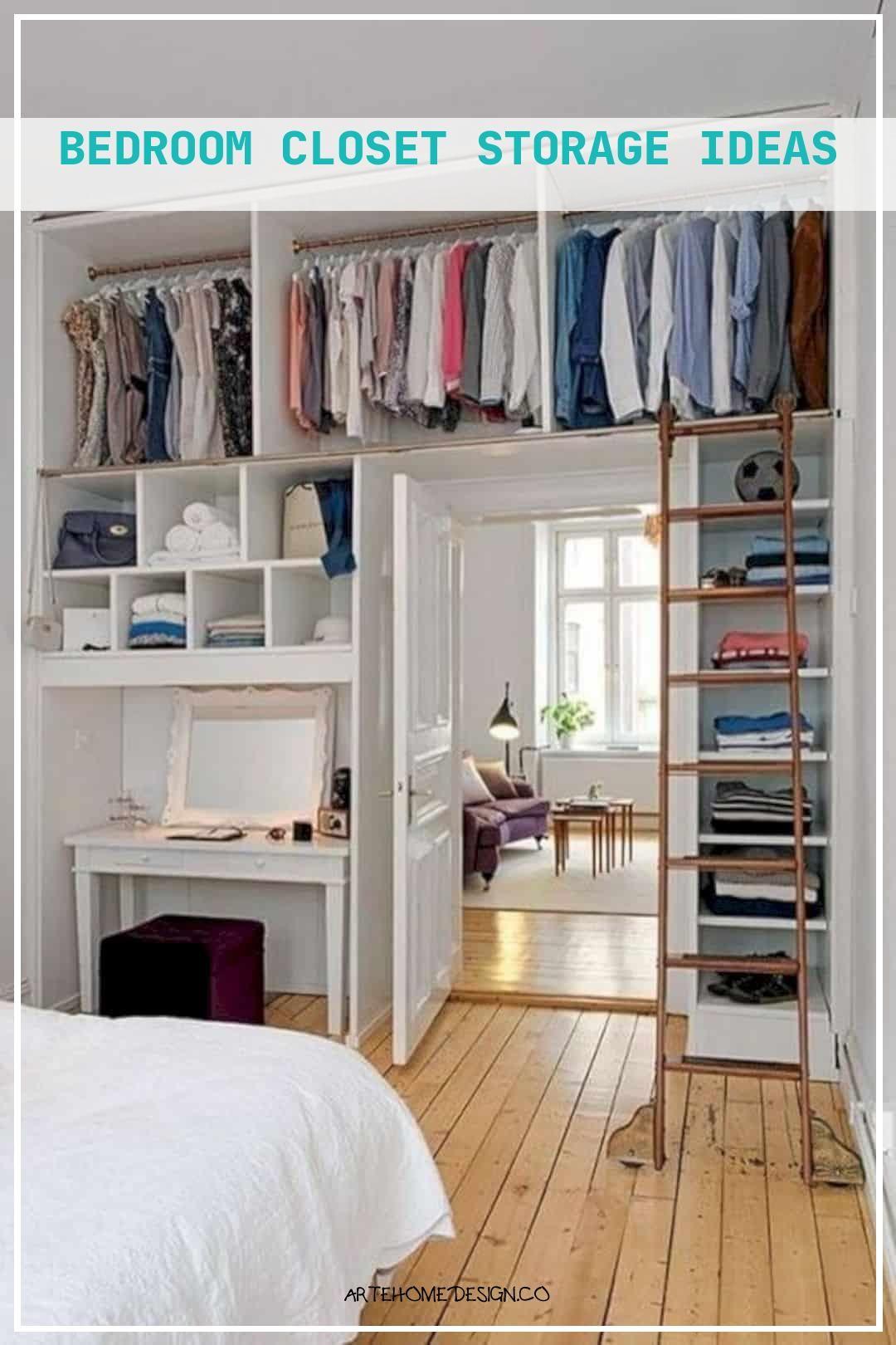 Homedecoration Homedecor Bedroomdecor Bedroomideas Interiordecor Interiordecorationideas Kitchenid In 2020 Bedroom Closet Storage Closet Bedroom Closet Storage