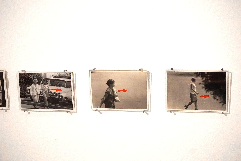 "John Baldessari,  ""A movie: a directional piece where people are walking"" #Exposición ""Perdidos en la ciudad"" #IVAM #Valencia  #Arte #Art #ContemporaryArt #ArteContemporáneo #Fotografía #Photography #Arterecord 2016 https://twitter.com/arterecord"