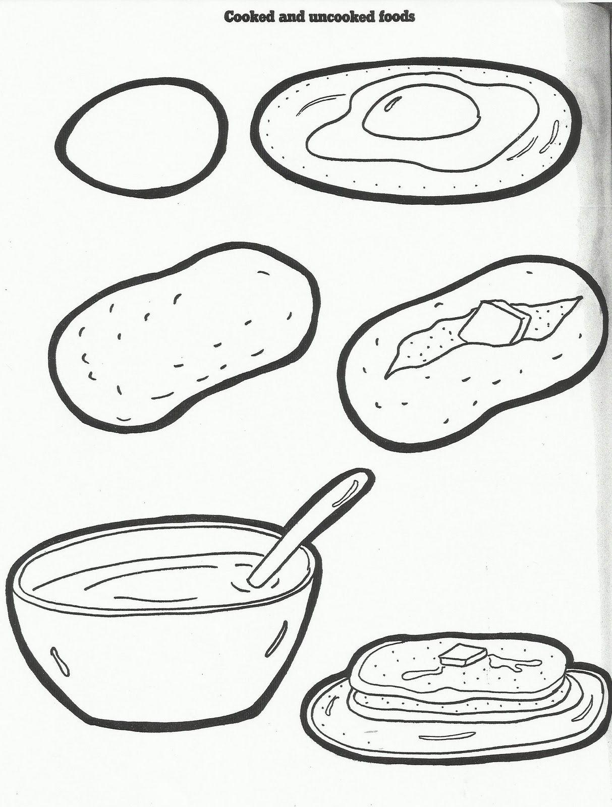 Squish Preschool Ideas: FOOD: teach nutrition & good eating habits ...