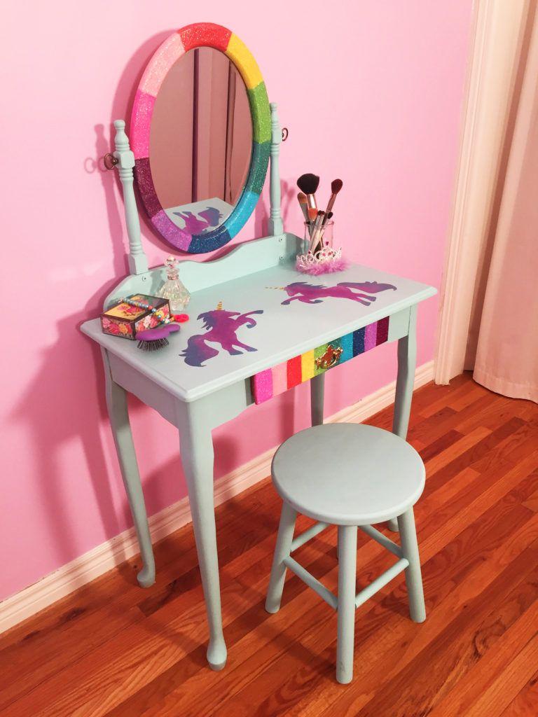 17 Best Little Girls Vanity Diy Ideas Bedroom Decor Dream Rooms Room
