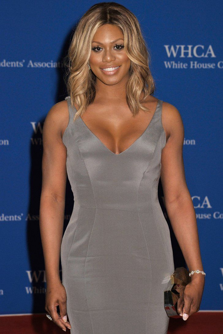 Laverne Cox's EW Cover: Stuns On First LGBT Issue In 15 Years