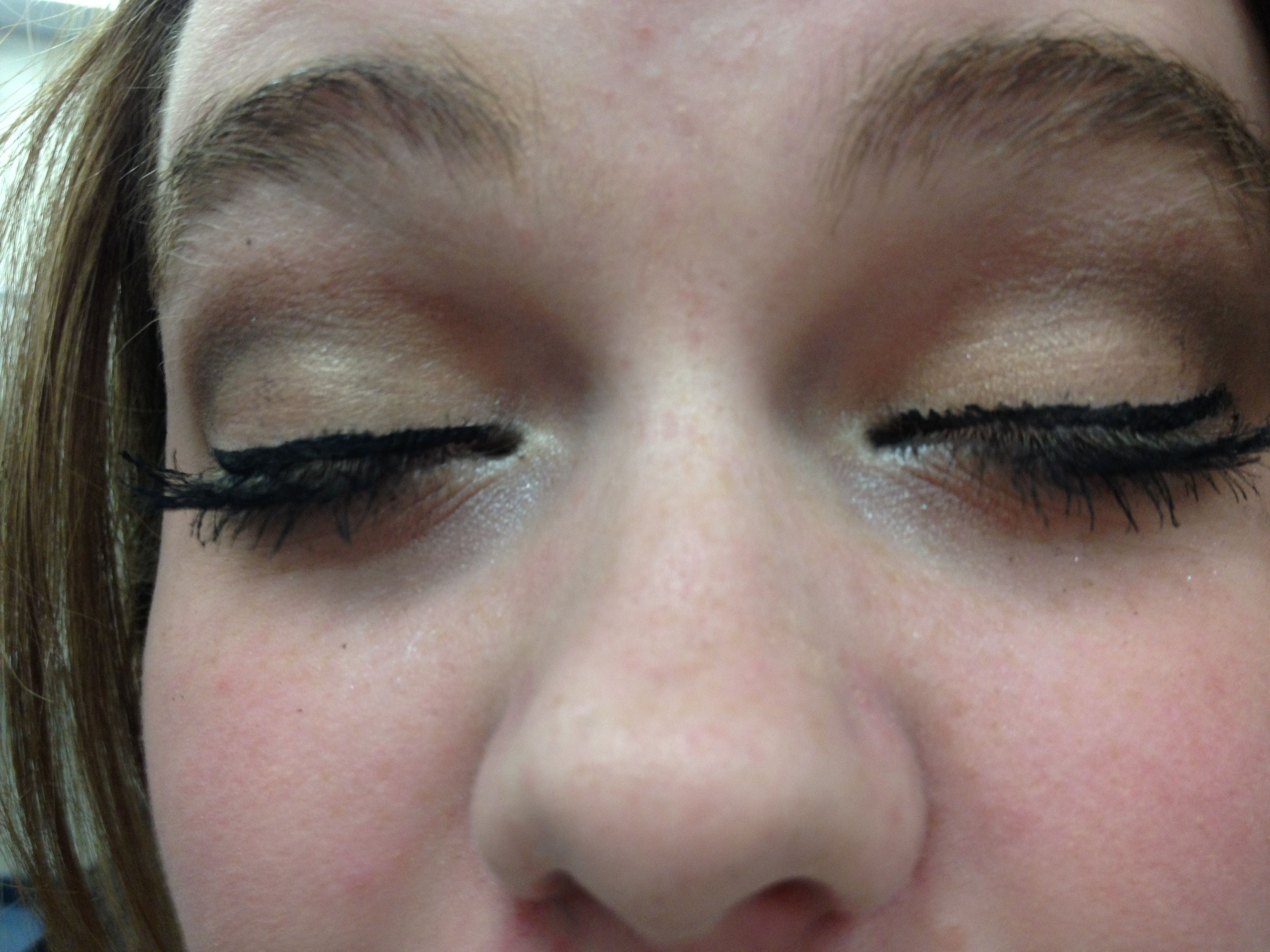 For A Demonstration Speech In Class I Demonstrated How To Do A Beautiful Every Day Eye Makeup Look My Amazing Friend Ba Day Eye Makeup Makeup Looks Eye Makeup