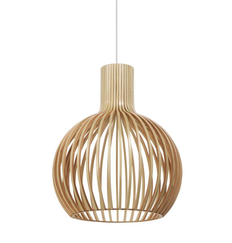 Replica Seppo Koho Octo Pendant by Nordic Inspired - Matt Blatt ...