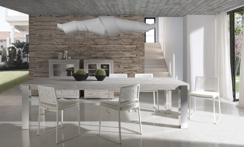 Comedores estilo nórdico casanova gandia Furniture Evolución