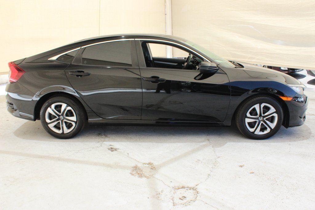 Cars for Sale Used 2017 Honda Civic LX Sedan for sale in
