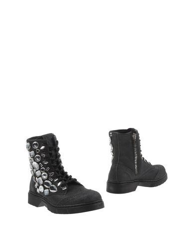 2STAR Women's Ankle boots Steel grey 10 US