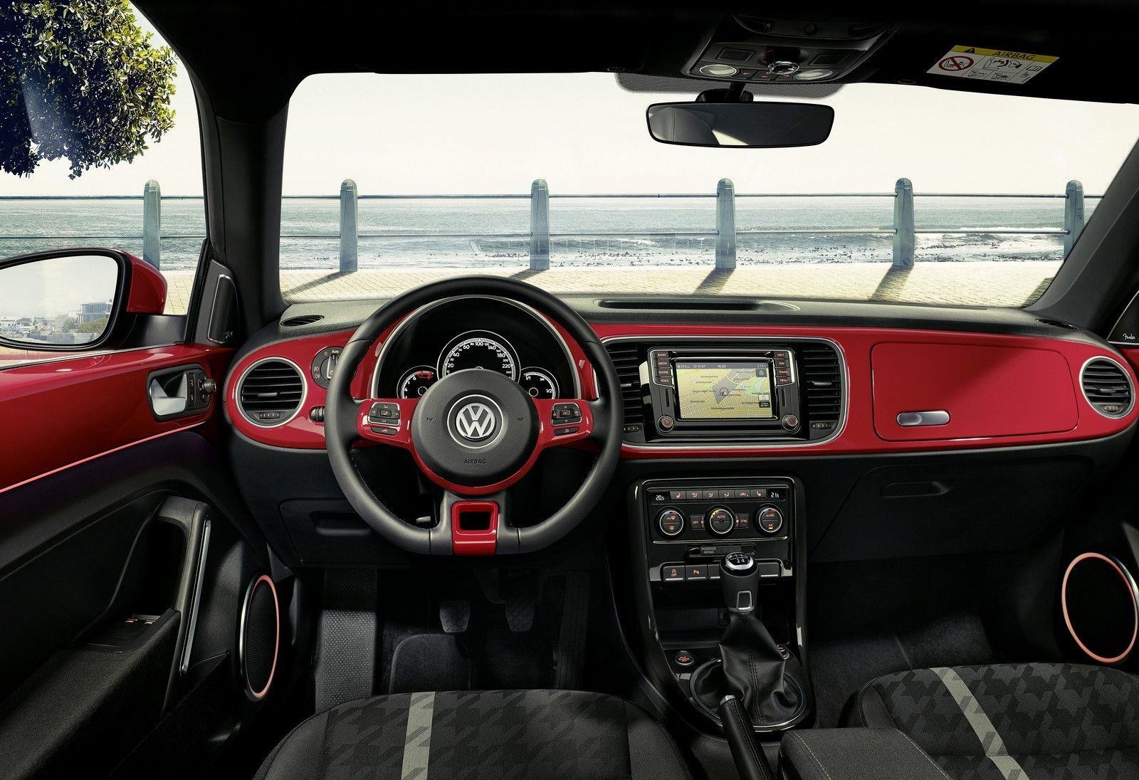 2020 Volkswagen Beetle Interior First Drive Di 2020