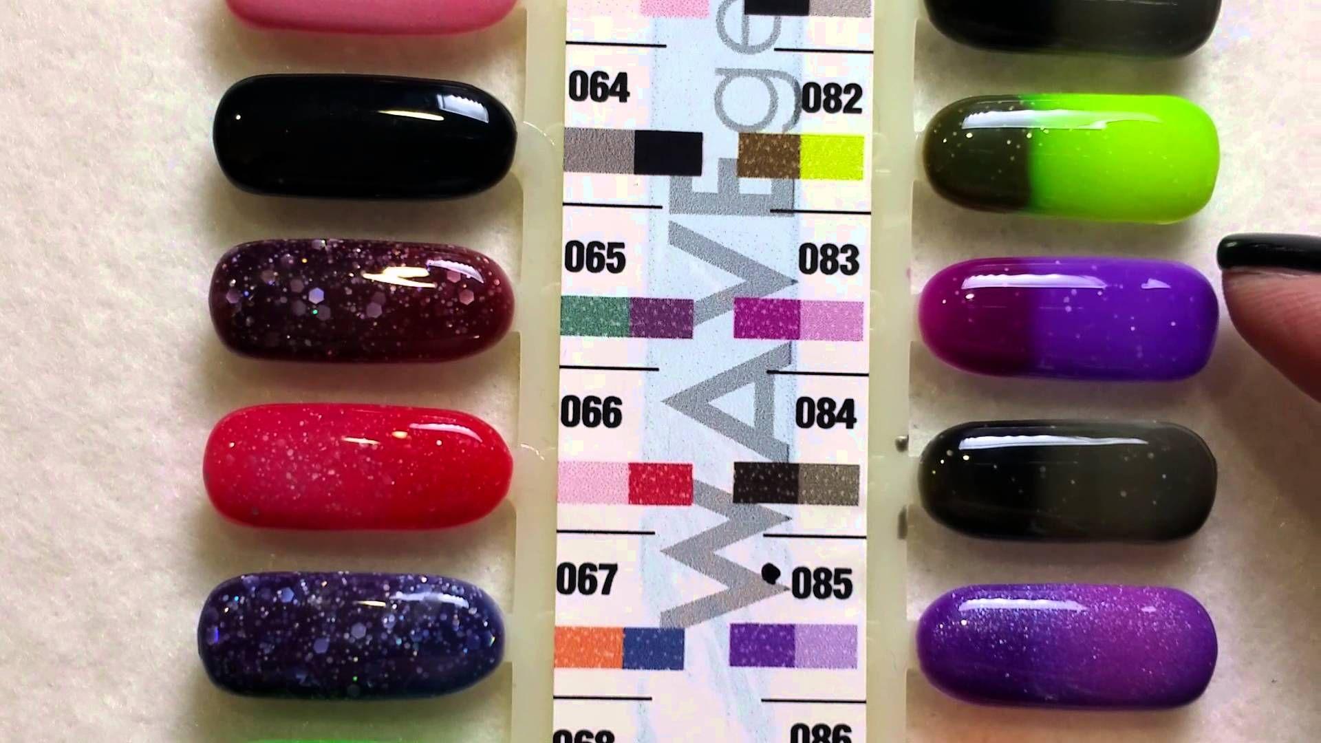 Wavegel Mood Changing Gel Nail Polish discount code below | Nails ...