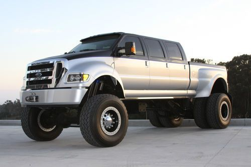 purchase used ford f650 truck super truck limo 6 door 4x4 big trucks pinterest. Black Bedroom Furniture Sets. Home Design Ideas
