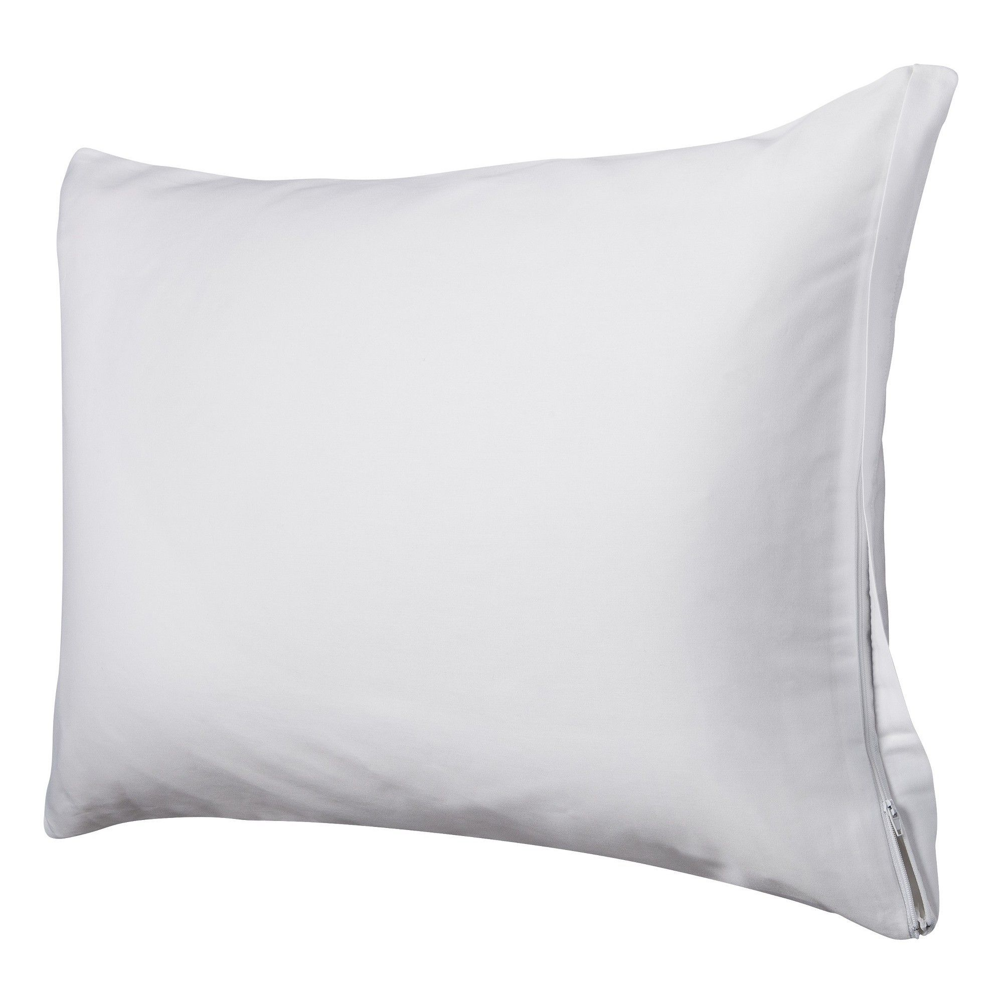 thread count product pillow on bedding quilted set cotton orders sateen shipping with protectors free of protector zipper over bath overstock