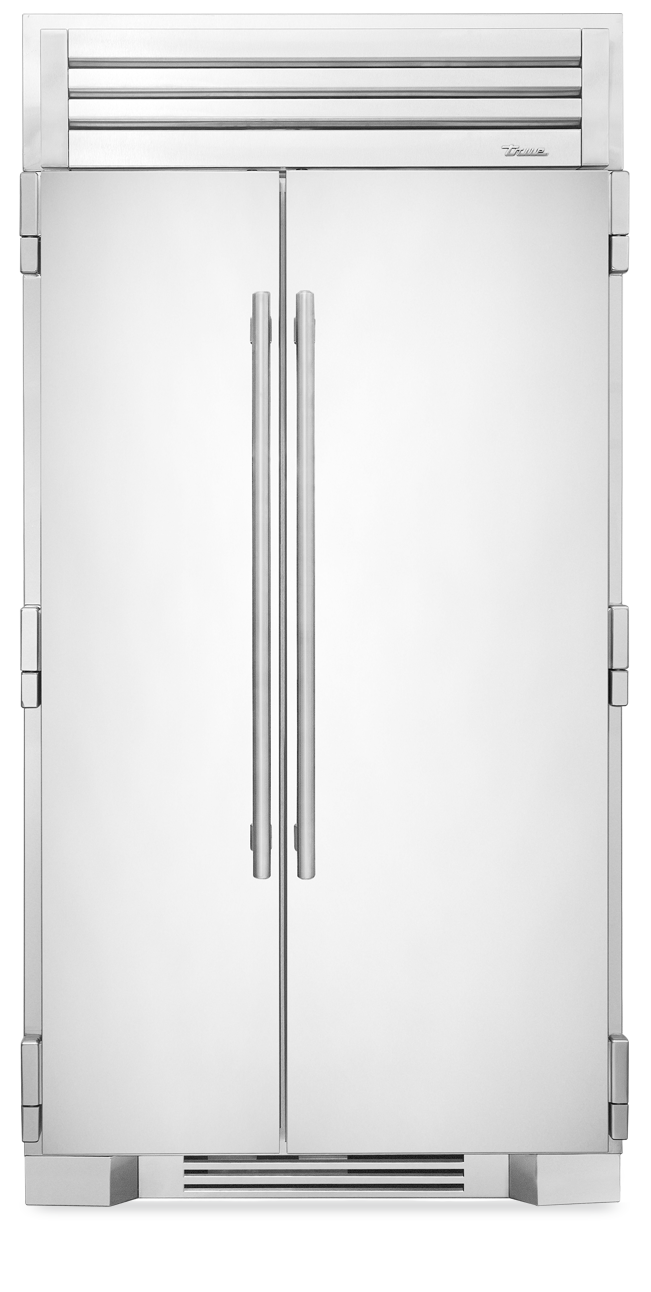 True Residential 42 Full Size Refrigerator Freezer Because What Else Will Keep All Your Leftovers Fresh