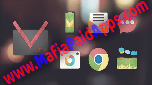 Vinty Icon Pack V2 6 Patched Apk For Android Vinty Icon Pack Patched Apk Vinty Is A Full Theme Icon Pack For Various Launche Icon Pack Patches Icon