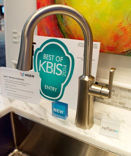GroB KBIS Trend Report: Smart Faucets U0026 Sink Accessories From Moen, Kohler, And  Delta