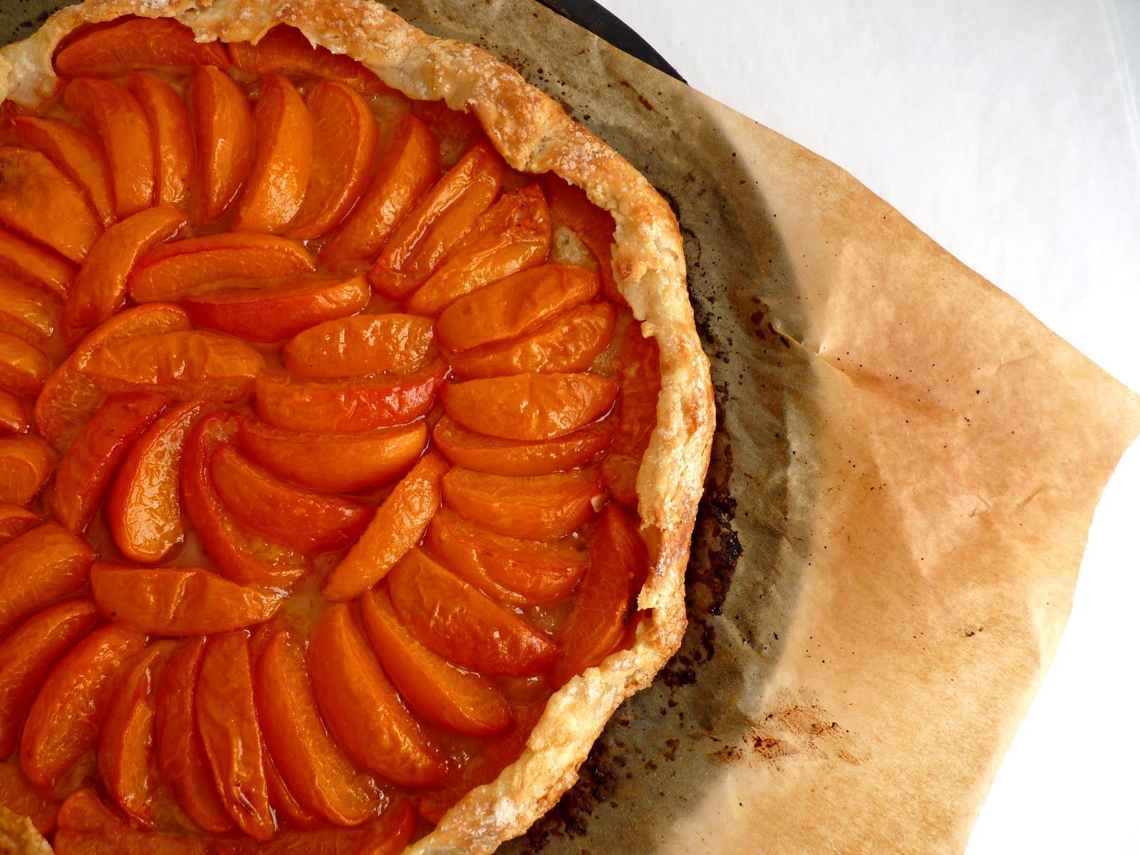 :pastry studio: Apricot Galette