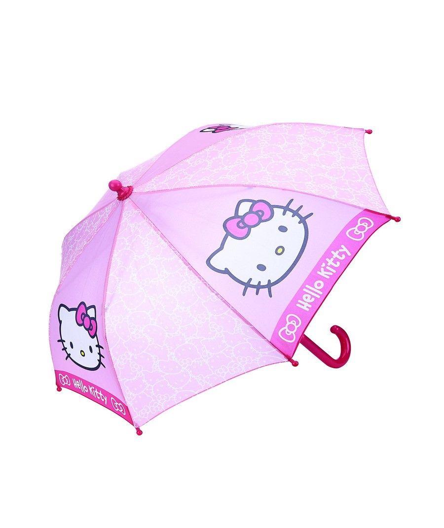 color atractivo precio moderado seleccione para el último Paraguas Hello Kitty - Niña 1,1/2 a 8 años - Moda infantil ...