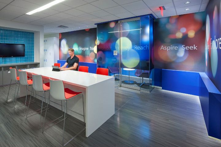 Microsoft office and customer center design by perkins - Us department of the interior jobs ...