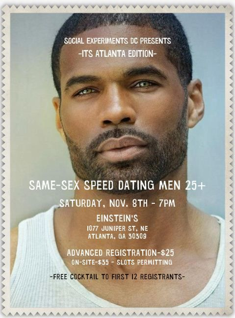 Atlanta ga speed dating