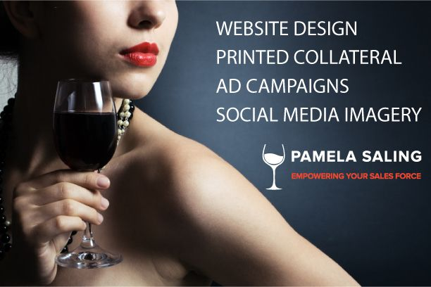 """Pamela Saling """"Empowering Your Sales Force"""" Bring attention to your wines and boost your profits."""