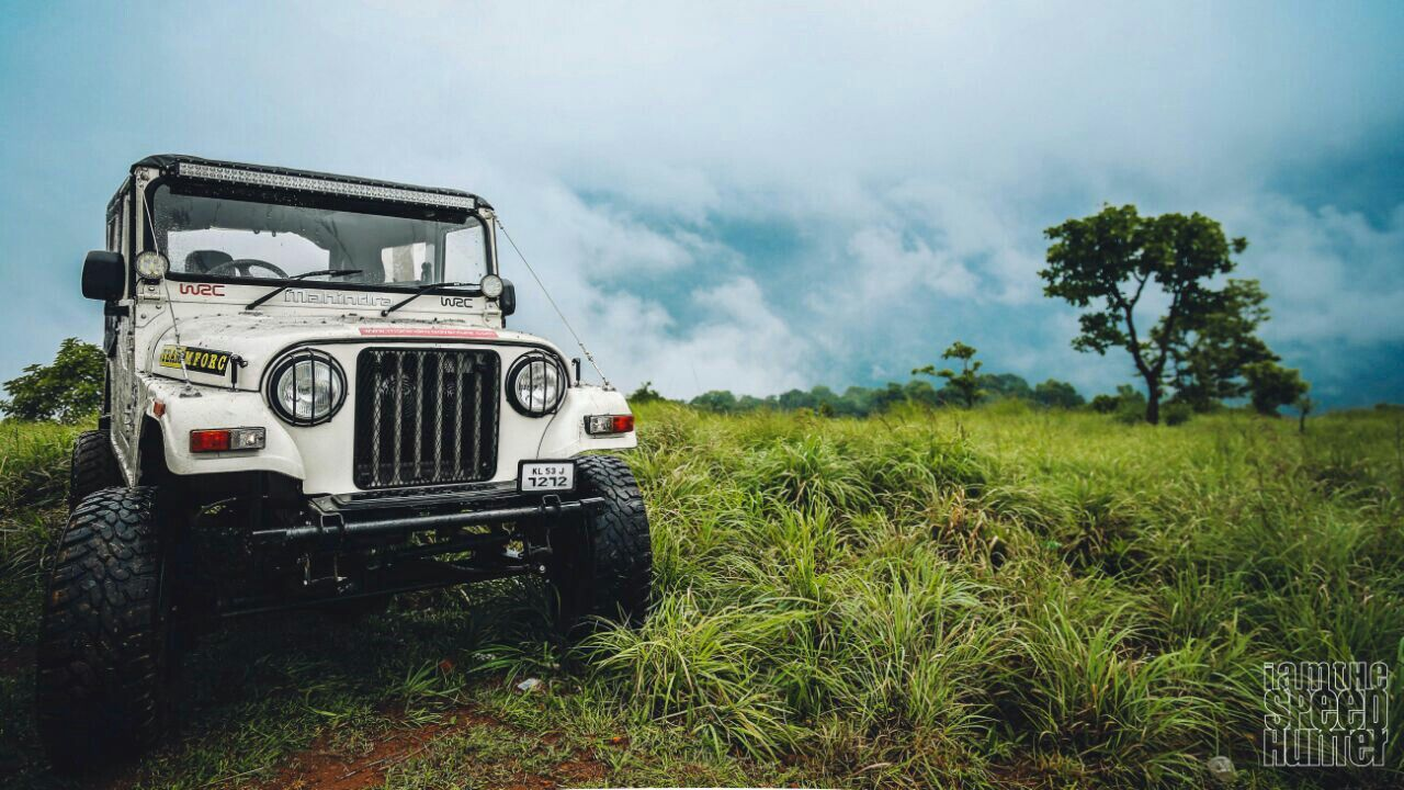 Mahindra Thar Di 4 4 By Team Mud Fighters Off Road Club Mforc