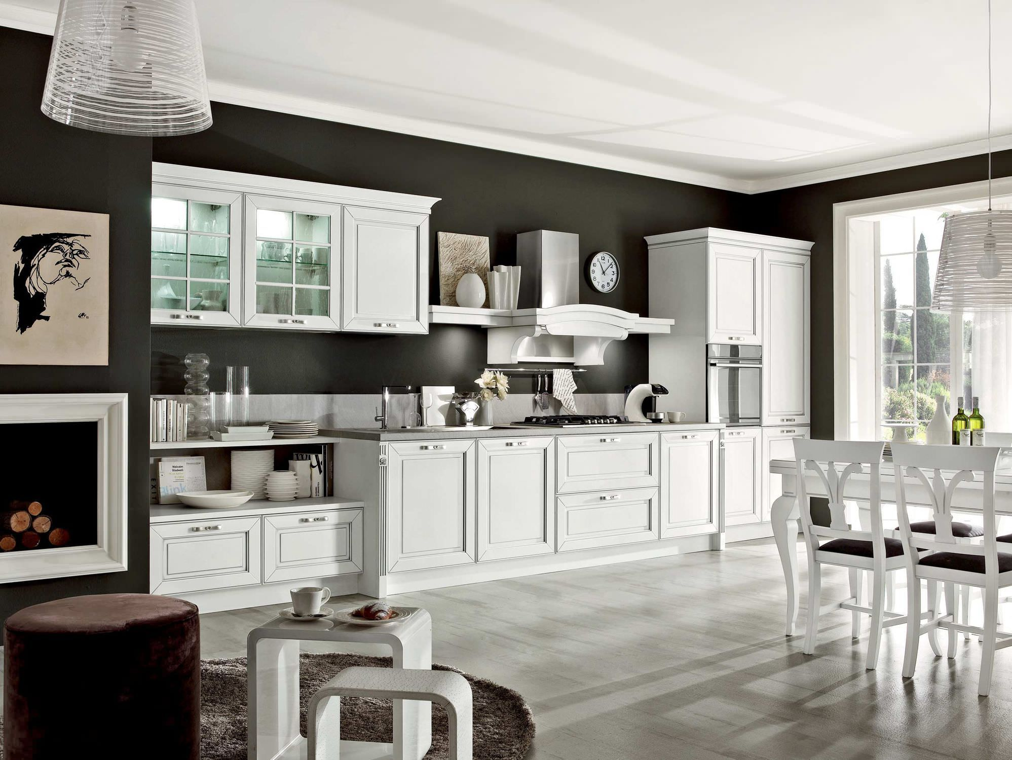 Traditional kitchen / laminate - DOLCEVITA - STOSA CUCINE ....www ...