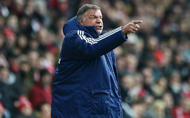 Sam Allardyce looks to monumental derby clash after Sunderland's defence cracks again