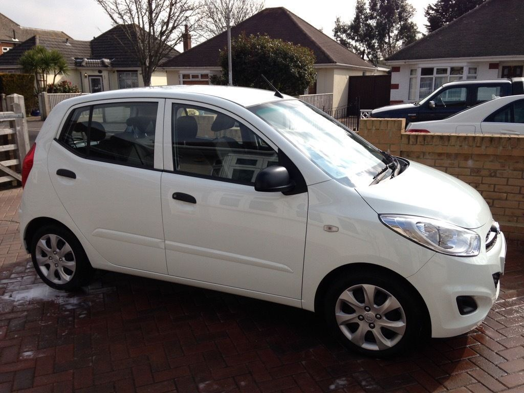 Hyundai I10 For Sale Great Little Car Very Low Mileage