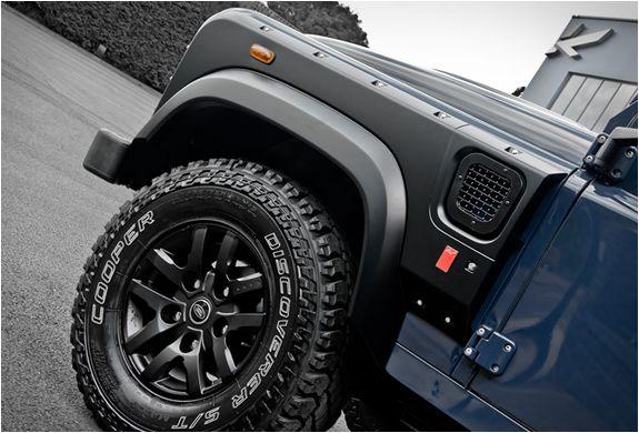 Land Rover Defender Sw 90