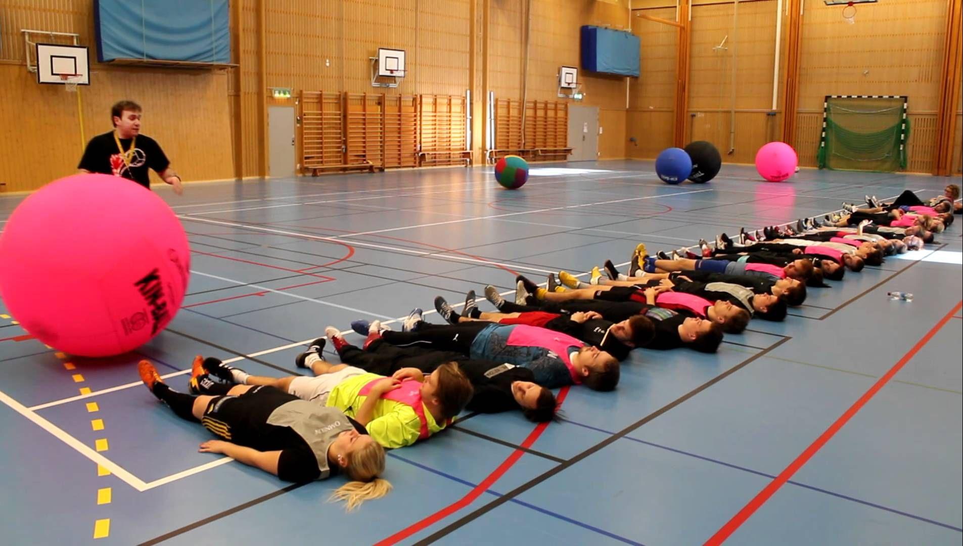 Workshop Kin Ball T Gursp Rningen