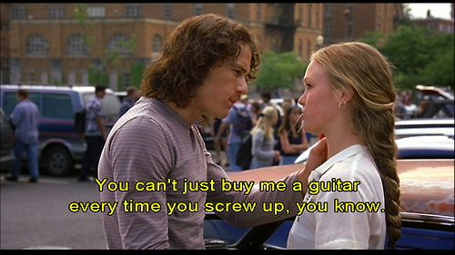 Movies Love Quotes 10 Things I Hate About You: The Kat Stratford Guide To Being An Awesome Feminist