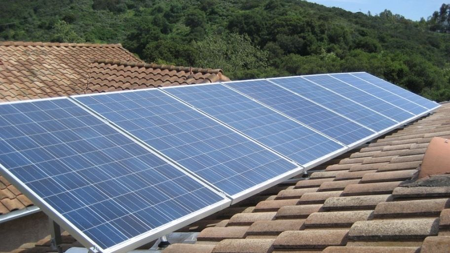 Homeowners Install Solar Metal Roofs Solar panels, Best