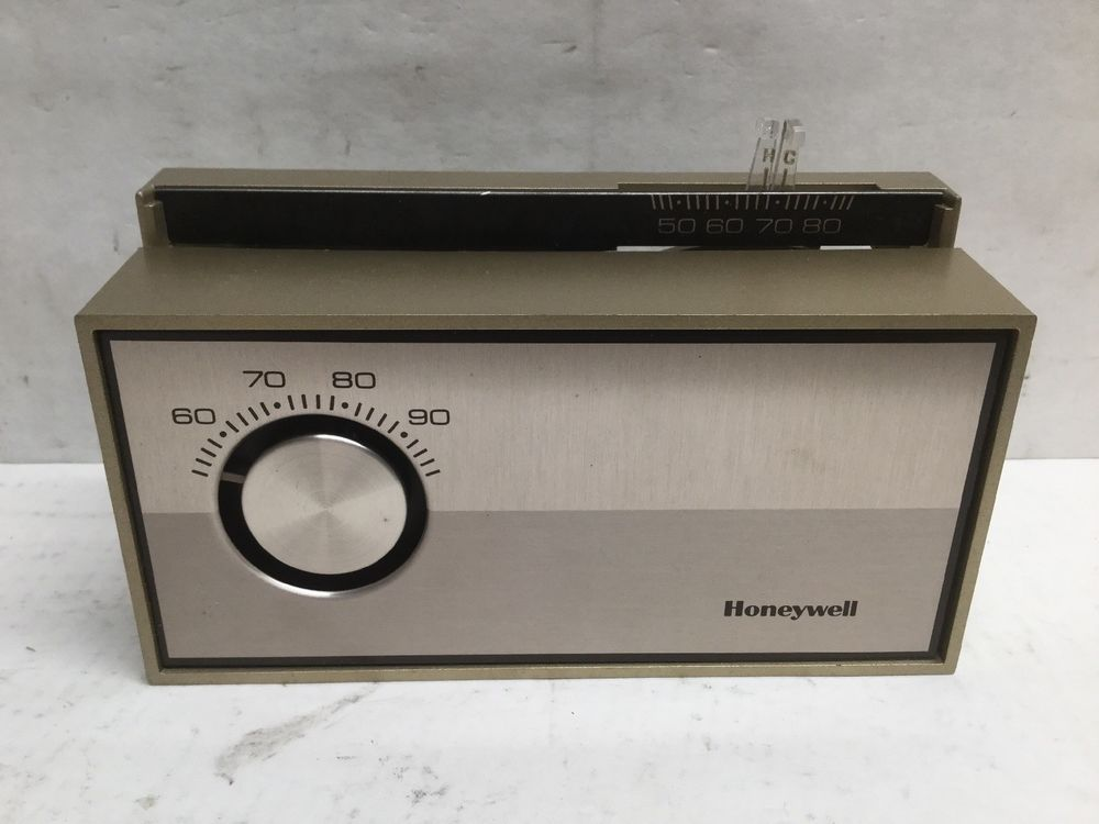 EBay Sponsored Honeywell T872D1011 Multi Stage Thermostat 2 Heating Cooling