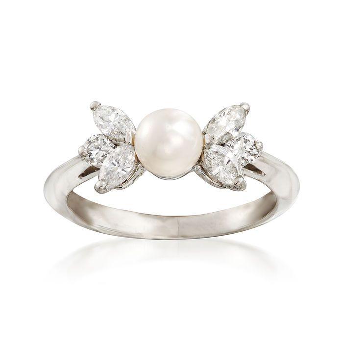 0f6d5ca34 Estate Tiffany Rings – Everlasting Beauty, Everlasting Style | Ross-Simons.  Ross-Simons - C. 1990 Vintage Tiffany Jewelry Carat Sapphire ...