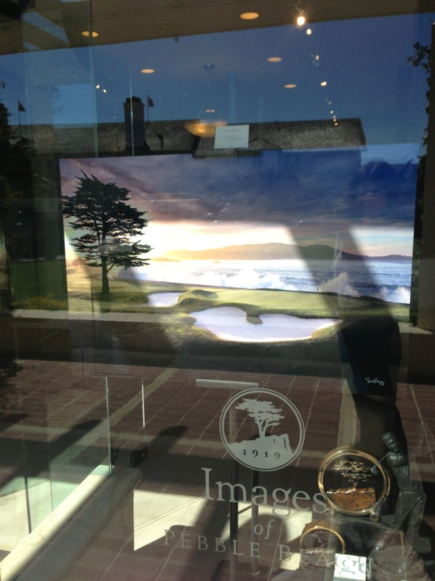 Images at Pebble Beach