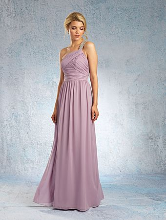 Alfred Angelo bridesmaid style #8101L - Diamond Bride has this ...