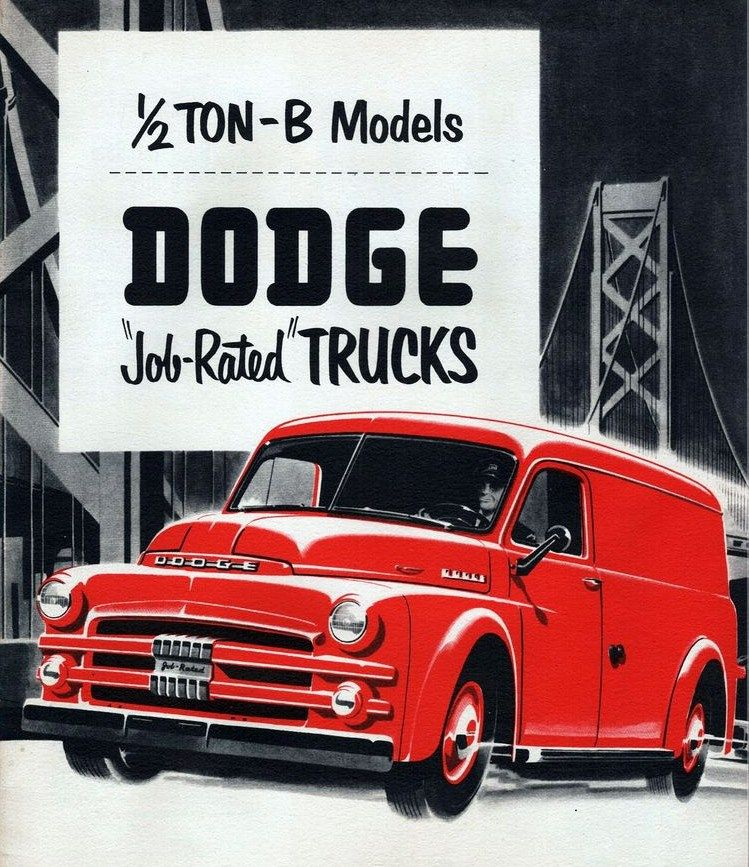 1951 Dodge panel truck | Trucks | Pinterest | Texas